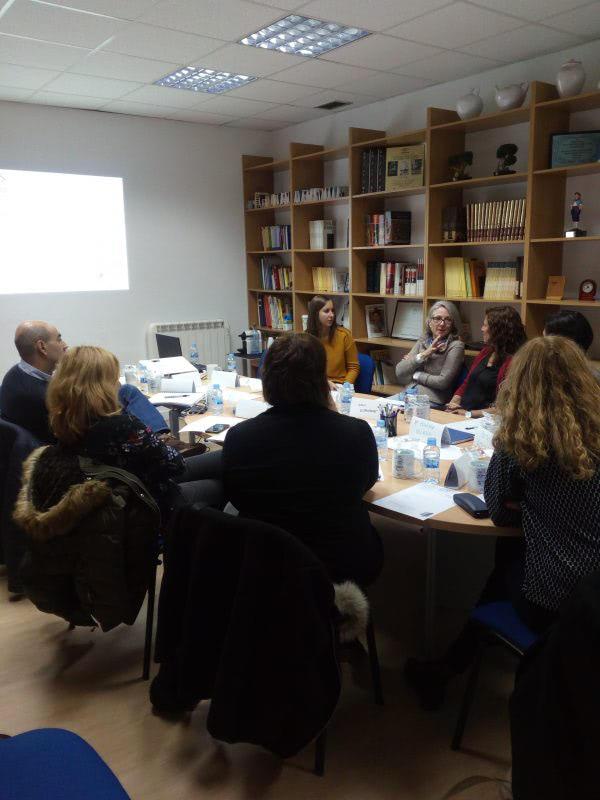Apdema acoge la comisión de viviendas de Plena Inclusión Euskadi