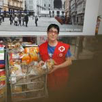 Desayunos y meriendas solidarias de la Cruz Roja