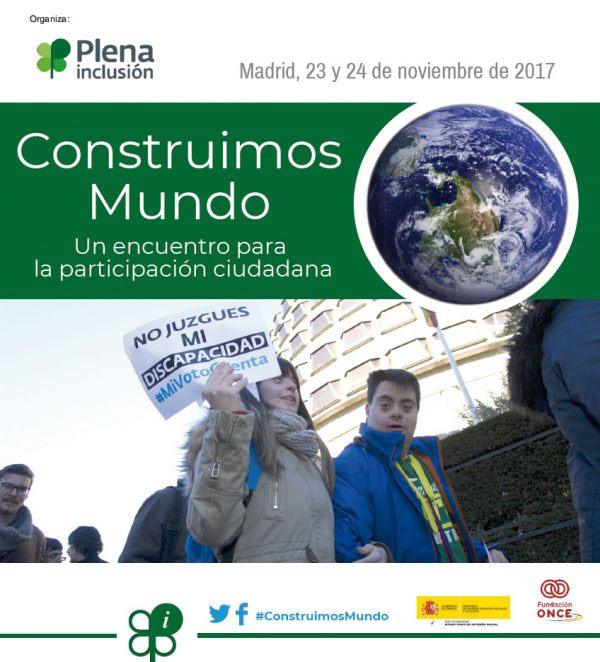 """""""Construimos Mundo"""" en Madrid"""