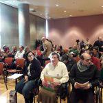 """Jornada """"Por el derecho a la Accesibilidad Cognitiva"""" en el Palacio Euskaduna de Bilbao."""