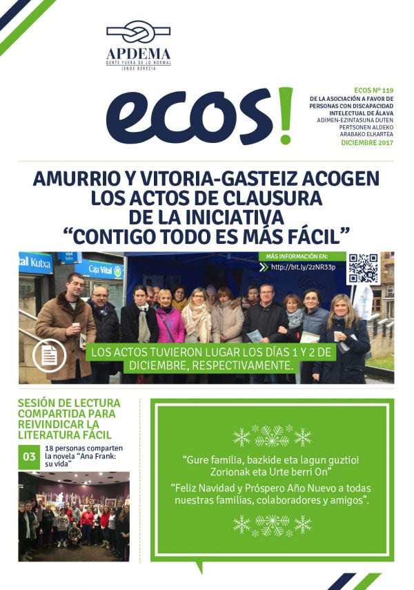 ECOS 119 Diciembre 2017