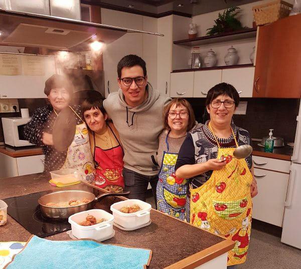 Temporada de cocina 2018. Ayala. Amurrio. Apdema
