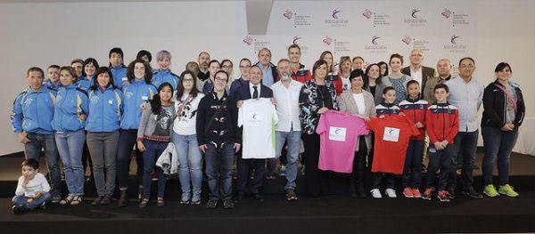 Gala Fundación Kirolaraba 2018