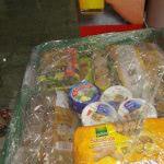 Voluntariado; Recogida de alimentos
