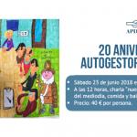 20º Aniversario Autogestores de Apdema
