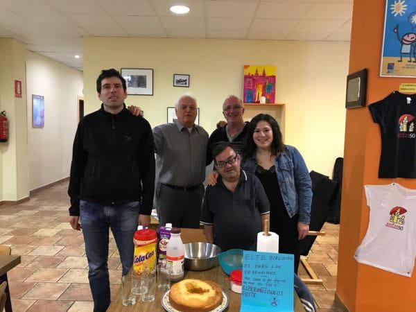 Hospitaleros en el Camino de Santiago